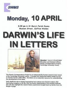 Darwin's Life in Letters